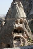 CAPPAADOCIA DWELLLING Stock Photography