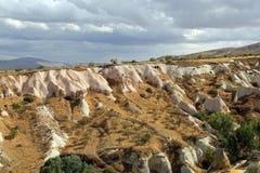 Cappadoccia, Τουρκία Στοκ εικόνες με δικαίωμα ελεύθερης χρήσης