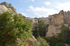 Cappadocië Royalty Free Stock Photos