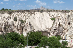 Cappadocia土耳其 图库摄影