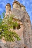 Cappadocia土耳其 库存图片