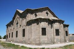 cappadocia教会中世纪火鸡 免版税图库摄影