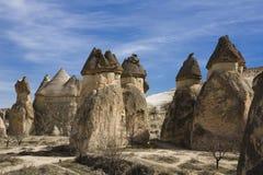 cappadocia火鸡 库存照片