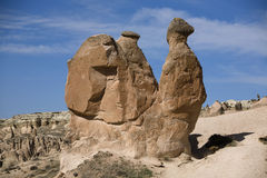 cappadocia火鸡 免版税图库摄影