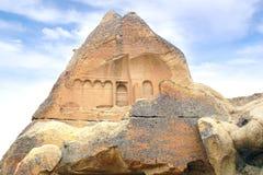 cappadocia烟囱神仙火鸡 库存图片