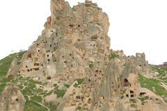 Cappadocia神仙烟囱 免版税图库摄影