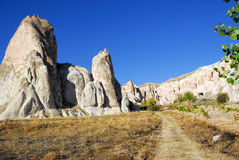Cappadocia,土耳其 免版税库存图片
