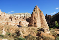 Cappadocia, Турция Стоковое Изображение