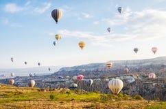 Cappadocia Турция Стоковое Изображение