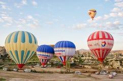 Cappadocia Турция Стоковая Фотография RF