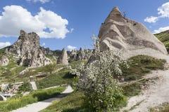 Cappadocia, Турция Стоковые Фото
