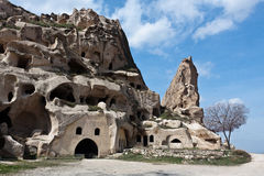 cappadocia谷 免版税库存照片