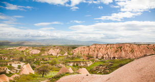 Cappadocia Stock Afbeelding