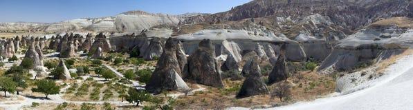 cappadocia Стоковое Изображение RF
