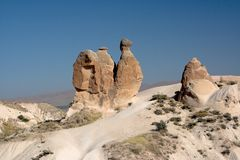 Cappadocia Royalty Free Stock Photo