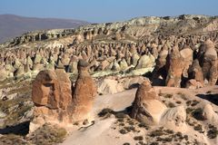cappadocia Στοκ φωτογραφία με δικαίωμα ελεύθερης χρήσης