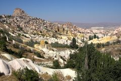 Cappadocia Fotografía de archivo