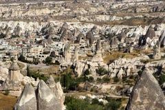 cappadocia стоковое фото rf