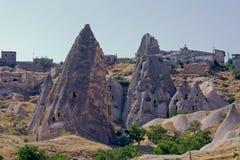 Cappadocia Royaltyfri Fotografi