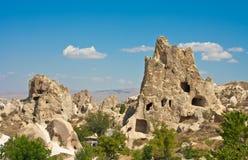 Cappadocia Arkivfoton