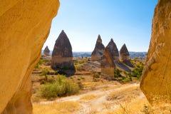 Cappadocia zdjęcia stock