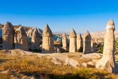 Cappadocia fotografie stock libere da diritti