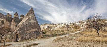 Cappadocia 06 Arkivfoton