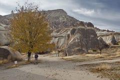 Cappadocia 07 Arkivbilder