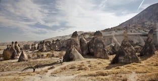 Cappadocia 09 Royaltyfri Bild