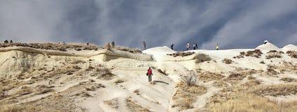 Cappadocia 12 Arkivbilder
