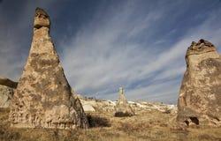 Cappadocia 18 Royaltyfri Fotografi
