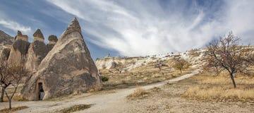 Cappadocia 21 Arkivfoto