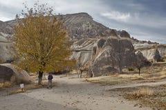 Cappadocia 22 Royaltyfria Bilder