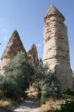 Cappadocia Royalty-vrije Stock Foto