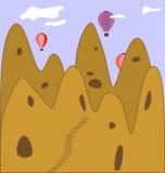 cappadocia Стоковое Изображение