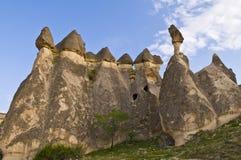Cappadocia. The speciel stone formation of cappadocia turkey Stock Photo