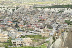 cappadocia 免版税图库摄影