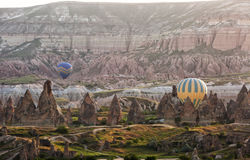 cappadocia Στοκ φωτογραφίες με δικαίωμα ελεύθερης χρήσης