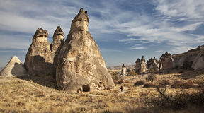 Cappadocia 15 Fotografia Stock Libera da Diritti