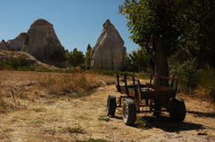 cappadocia 免版税库存图片