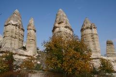 Cappadocia. This is Cappadocia in Turkey Stock Photos