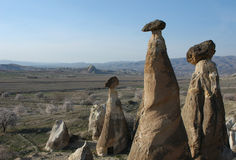 Cappadocia royalty free stock photos