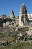 Cappadocia Lizenzfreies Stockfoto