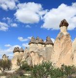 Monks Valley, Cappadocia Turkey Stock Photos