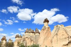 Monks Valley, Cappadocia Turkey Stock Photo
