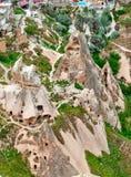 Cappadocia, Anatolia, Turkey. Goreme national park. Royalty Free Stock Photo