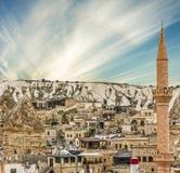 Cappadocia, Anatolia, Turkey. Open museum, Goreme national p Stock Photography