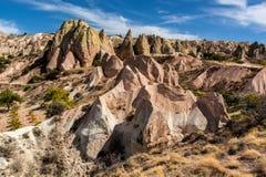 Cappadocia, Anatolia, Turkey. Stock Images