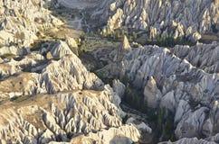 Cappadocia areale Fotografia Stock