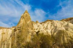 Cappadocia in autumn Stock Image